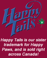 Happy Tails is our sister trademark