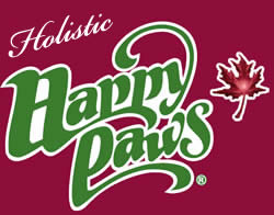 Happy Paws Holistic Pet Food